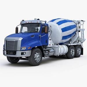 max mixer truck