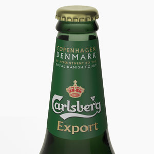 carlsberg beer bottle max