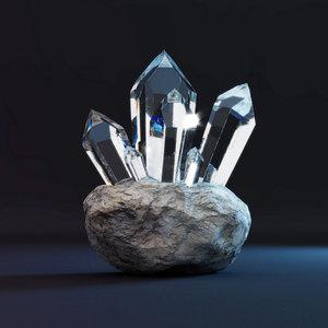 crystal dispersion rock max