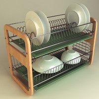 dishes rack max