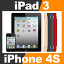 Apple iPhone 4S and New iPad 3 with Smart Cover