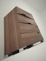 modern drawer 3d model
