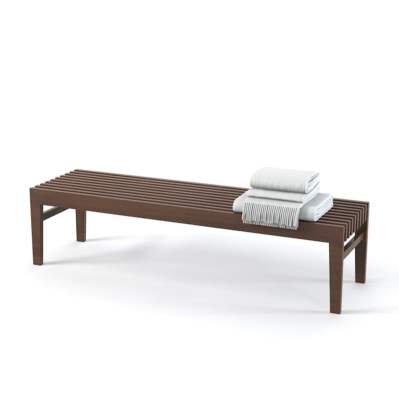 3d porada listone wooden model