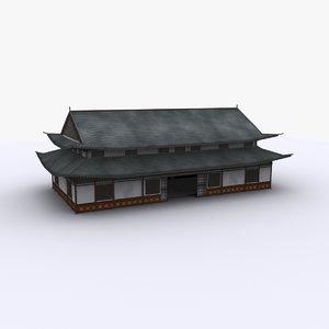 medieval japan dojo x