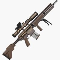 3d g28 dmr model