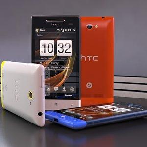 3ds max htc windows phone 8s