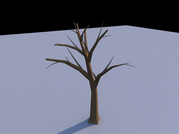 free 3ds model tree arbaro cheetah