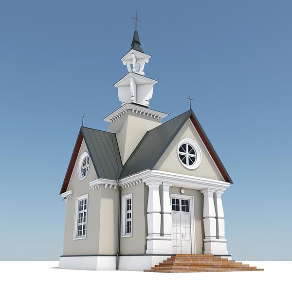 3d chapel rainiai