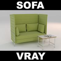max lounge sofa