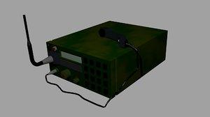 military radio 3ds