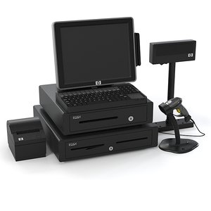 hp ap5000 cash 3d max