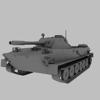 PT-76 Soviet Amphibious Tank Game