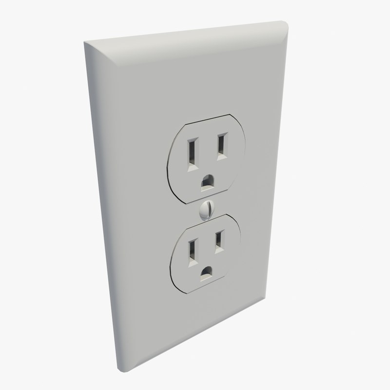 wall outlet 3ds