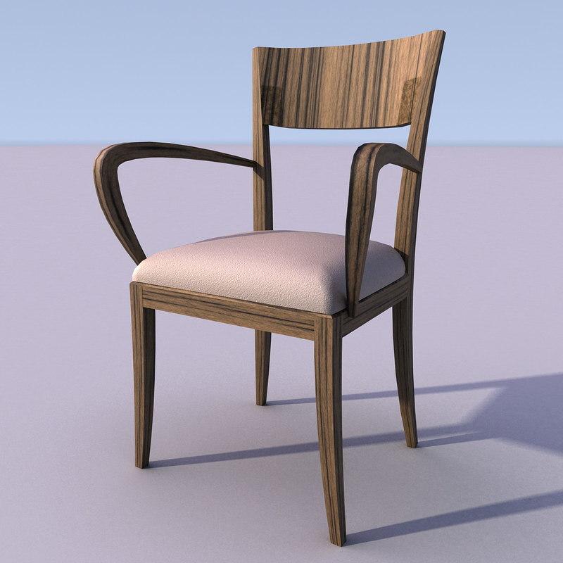 max modern chair