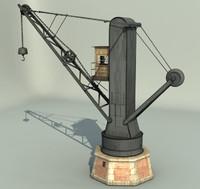 Old port crane 2