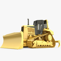 3d bulldozer d6n