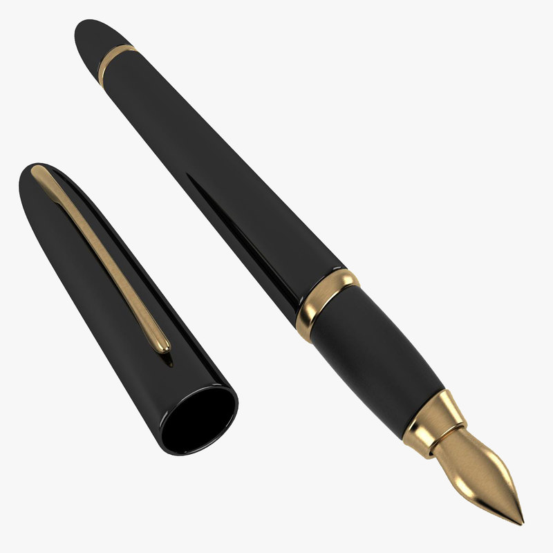 max fountain pen
