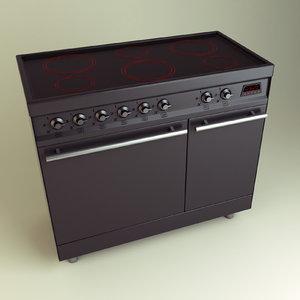 max kitchen range