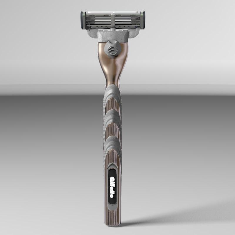 3ds razor