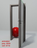 max door porta space snack