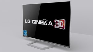 3d lg 55 led tv model