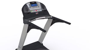 3d running treadmill 1