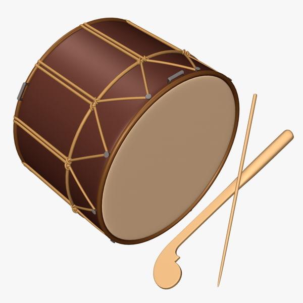 maya drum davul