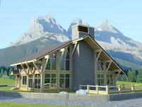 Chalet - Alpine House 01
