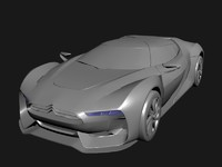 Citroen GT_Model