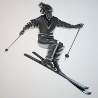bas skier