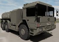 RABA H25 Military Water Truck