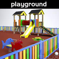 playground complete