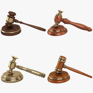 law gavel max