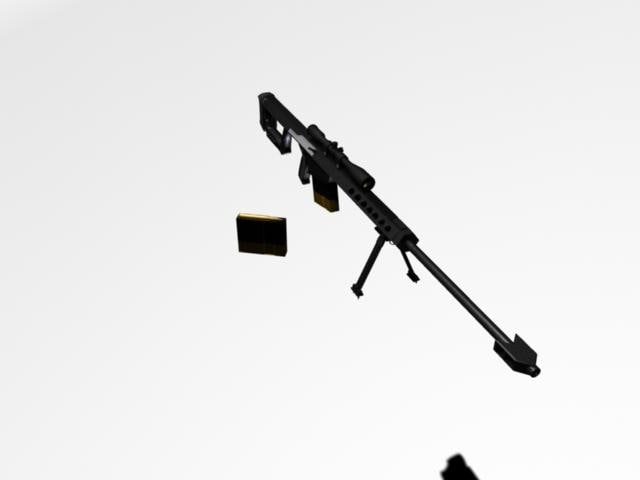 maya barret m107 sniper