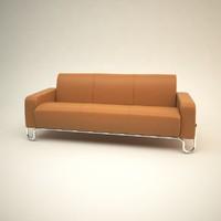 3d model 441 sofa