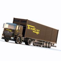 mercedes axor europe cargo max