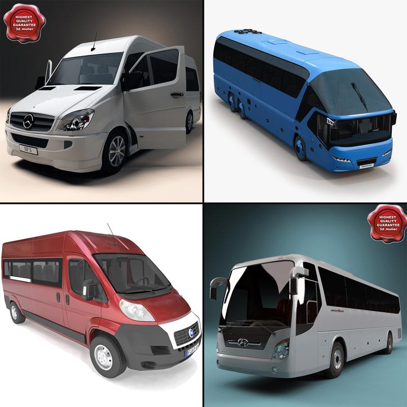buses 5 max