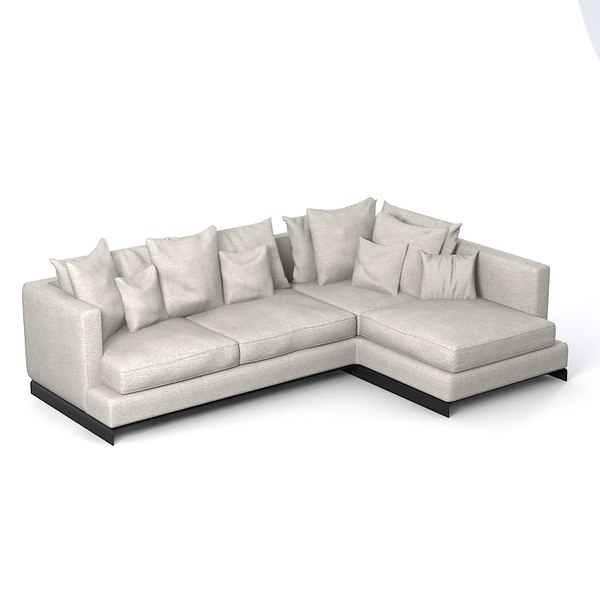 Marvelous Flexform Long Island Corner Sectional Sofa Onthecornerstone Fun Painted Chair Ideas Images Onthecornerstoneorg