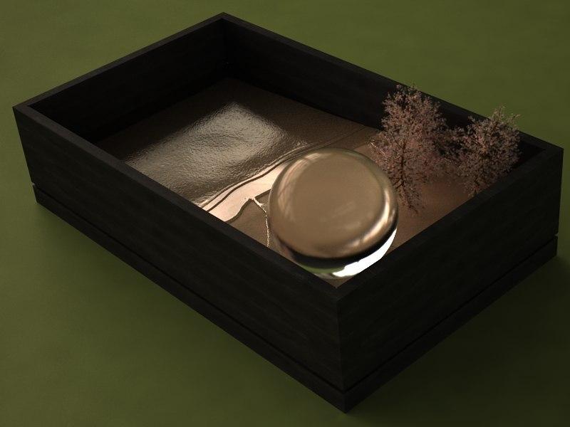 Zen Japanese Garden Max