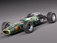 Lotus 49 1967-1970