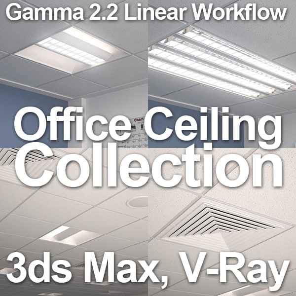 office ceiling 2012 lamps