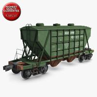 Wagon 2 Hopper