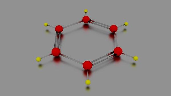 benzene 3ds