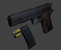 Colt .45 Pistol