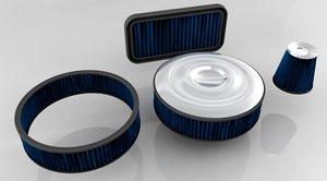 3d filters carburetor