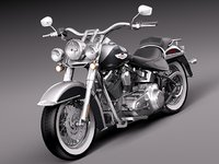 Harley Davidson Softail Deluxe 2012