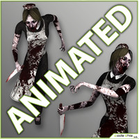 Maid Zombie