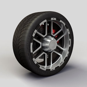alloy ion 179 rims 3d max