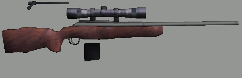 free 3ds mode sniper rifle