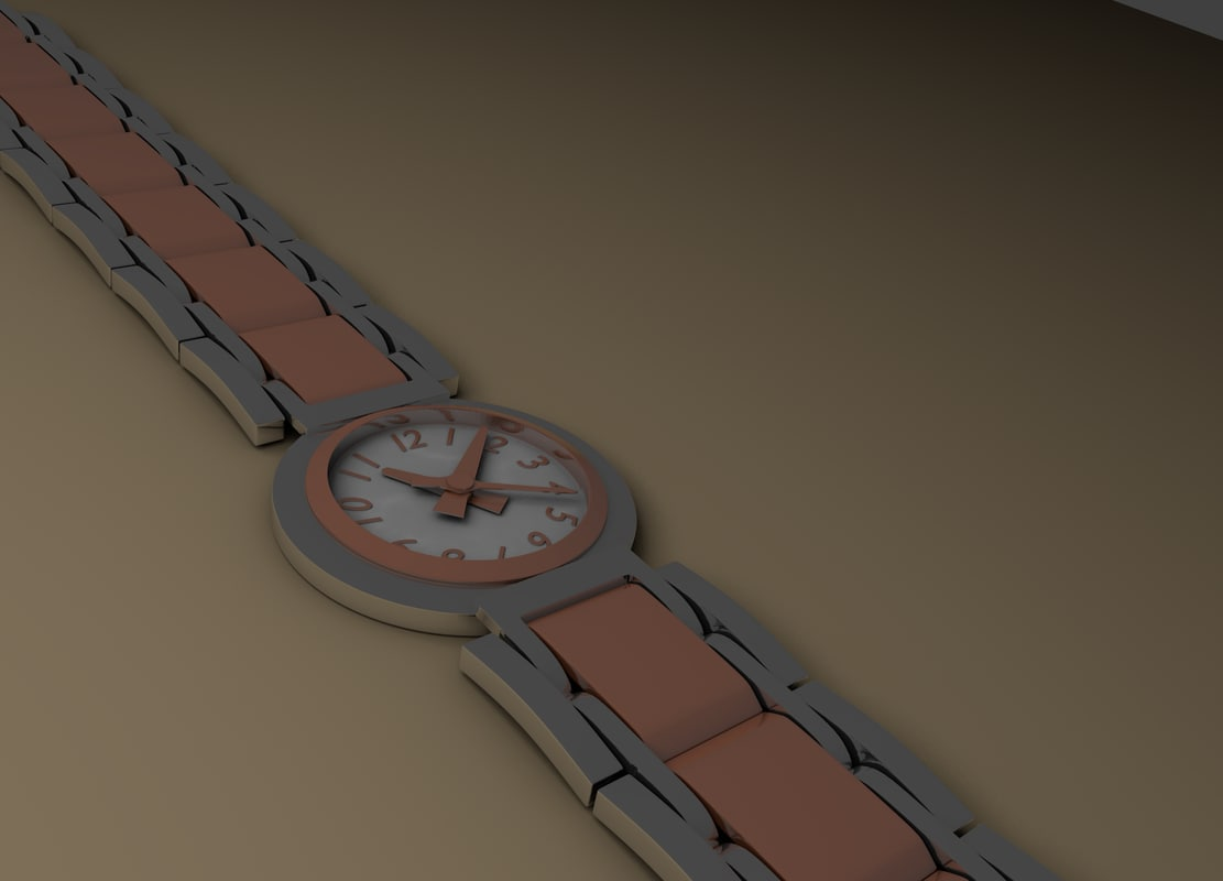 blender awesome clock